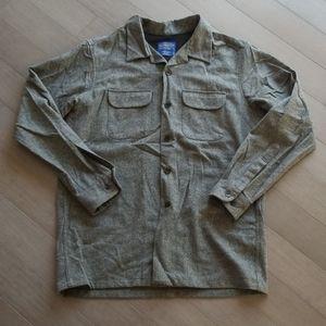 Pendleton Board shirt, fitted, sz large, washable